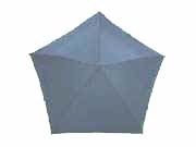 5K Star Shape Golf umbrella - Make you special......