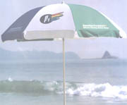 How Wonderful to enjoy Sea wind under the beach umbrella !!!!